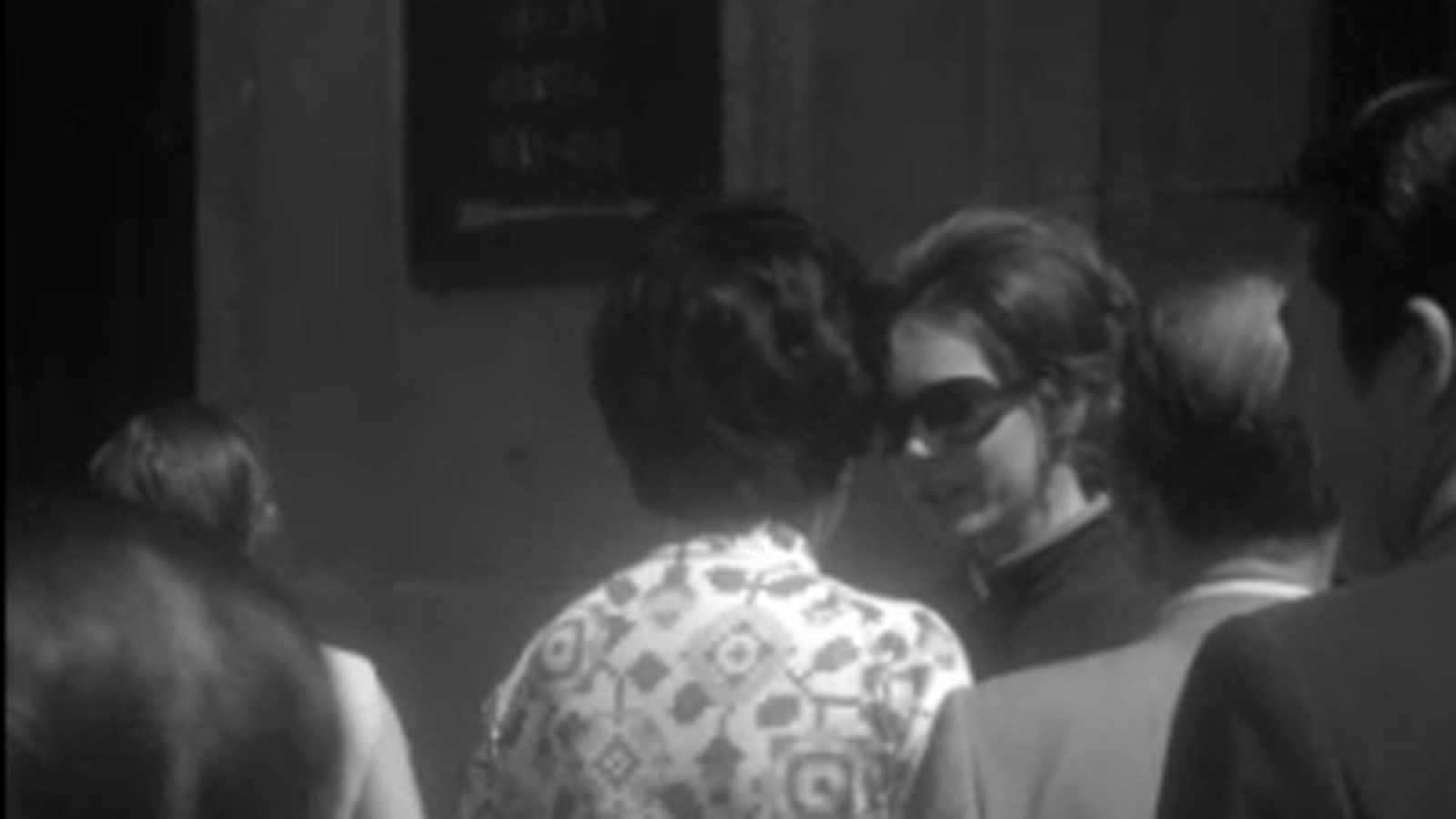 Noticias Nacional 1971 - La hija de Nixon, en El Prado