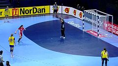 Balonmano - Campeonato de Europa Femenino: Suecia - Polonia
