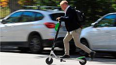 Madrid ordena la retirada de los patinetes eléctricos de tres empresas
