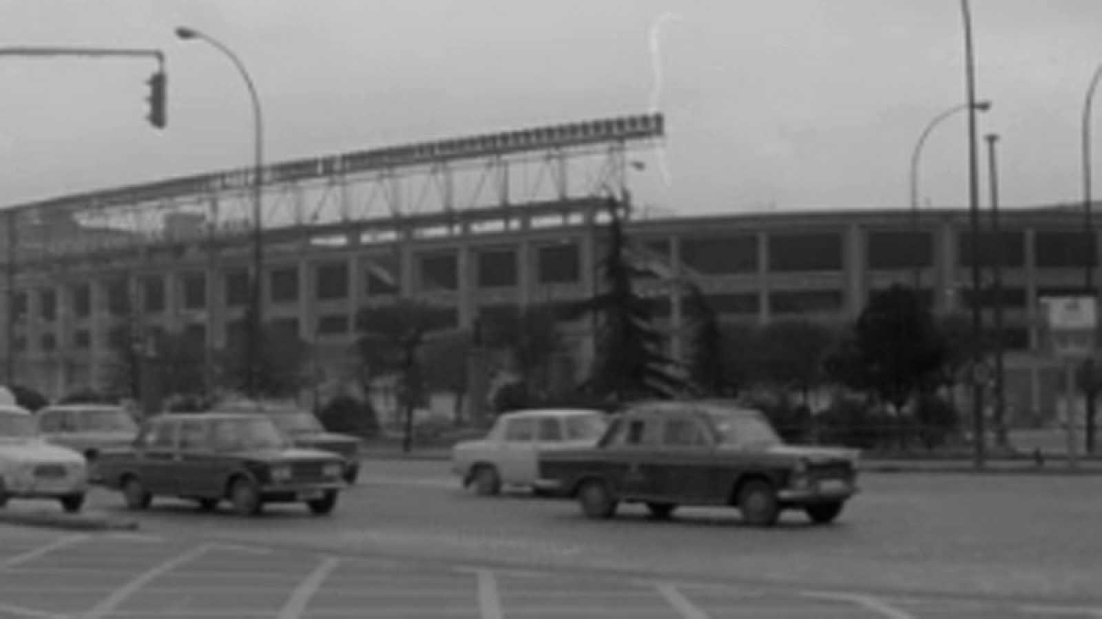 Noticias Nacional 1974 - ¿El Prado y el Botánico al Santiago Bernabéu?