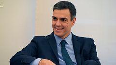 Sánchez afirma que presentará en enero su proyecto de Presupuestos en el Congreso