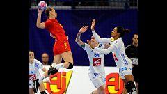 Balonmano - Campeonato de Europa Femenino: Francia - Montenegro