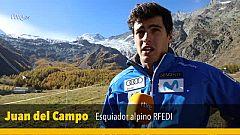"""Juan del Campo: """"El objetivo es seguir mejorando año a año"""""""