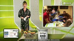 Sorteo ONCE - 05/12/18