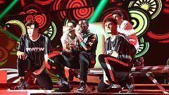 """OT 2018 - Famous canta """"Problem"""" en la gala 11"""
