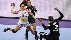 Balonmano - Campeonato de Europa Femenino: España - Hungría