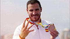 Deportistas de Eli-te - Saúl Craviotto - Lengua de signos