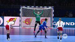 Balonmano - Campeonato de Europa Femenino: Dinamarca - Francia