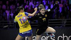 Balonmano - Campeonato de Europa Femenino: Suecia - Montenegro