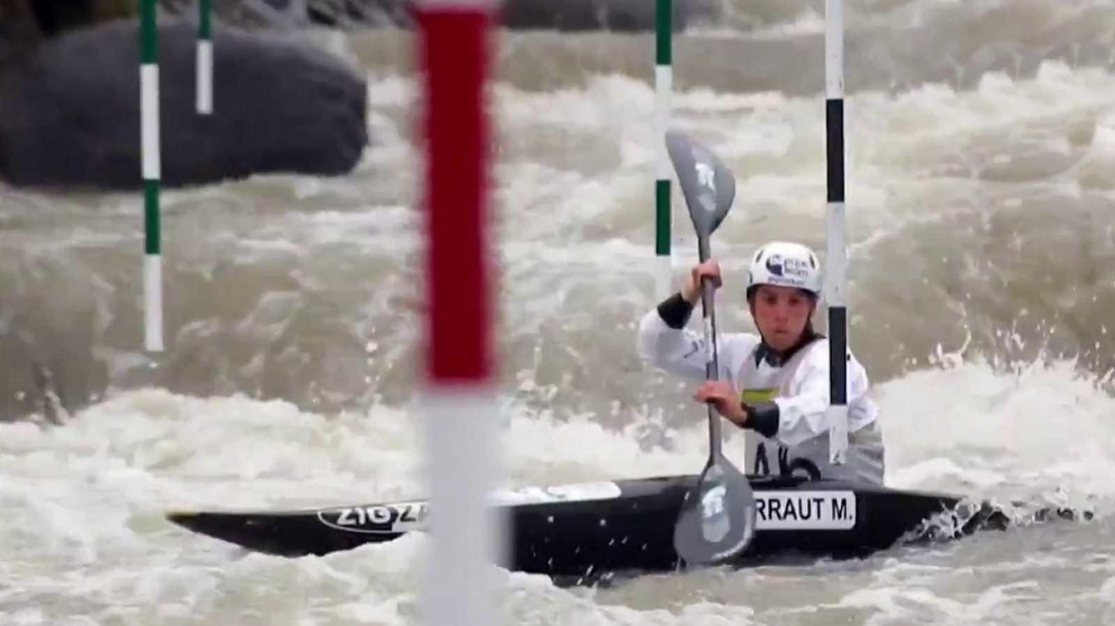 Mujer y deporte - Piragüismo: Maialen Chourraut - ver ahora