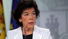 """El Gobierno asegura que sería una """"sorpresa"""" que el PP y Cs pactaran con Vox para presidir Andalucía"""