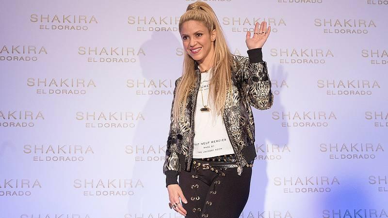 La Fiscalía se querellará contra Shakira por un fraude fiscal de 14,5 millones