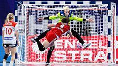 Balonmano - Campeonato de Europa Femenino: Hungría - Noruega