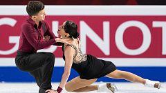 Patinaje Artístico - Final Grand Prix 2018. Programa Corto Danza