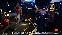 Seis muertos y decenas de heridos tras estampida en un concierto en Italia