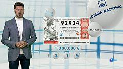 Lotería Nacional - 08/12/18