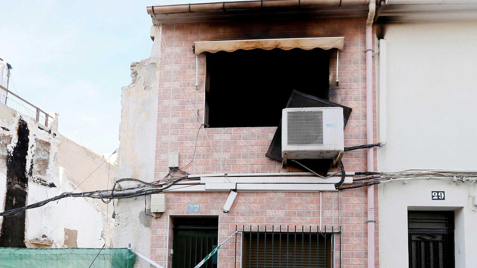 Un matrimonio italiano muere en el incendio de su vivienda en Sant Joan d'Alacant