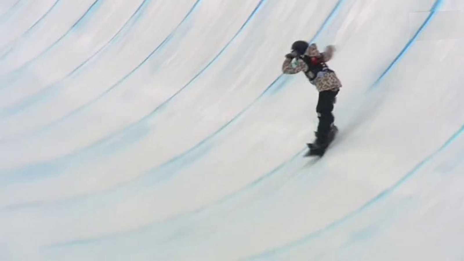 Snowboard - Copa del Mundo 2018/2019 Finales Halfpipe Prueba Cooper Mountain - VER AHORA