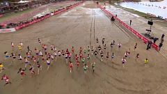 Cross - Campeonato de Europa. Carrera Senior Femenina