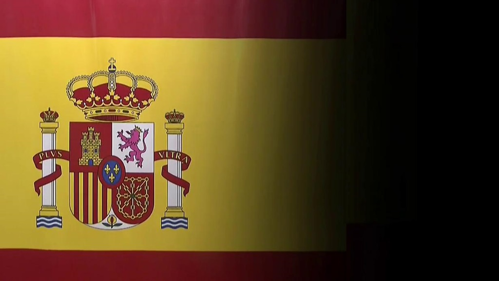 Bandera espanola con el aguila significado