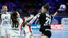 Balonmano - Campeonato de Europa Femenino: Hungria - Alemania