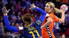 Balonmano - Campeonato de Europa Femenino: Holanda - Rumania