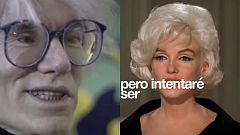 Versión española - Corto: Marilyn Monroe quiere hablar con Warhol