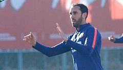 Simeone recupera a Diego Godín y Filipe Luis para la visita a Brujas