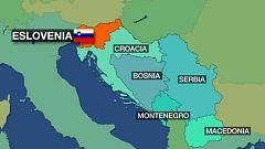 Así fue la vía eslovena hacia la independencia