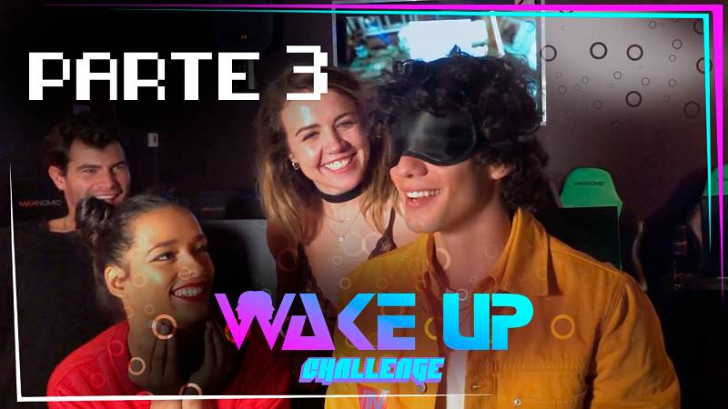 Playz - Wake Up Challenge Parte III