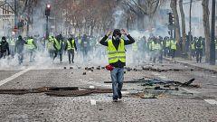 Macron convoca a patronal y sindicatos tras otra jornada con más de 2.000 detenidos