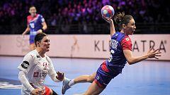 Balonmano - Campeonato de Europa Femenino: Dinamarca - Rusia