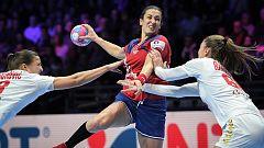 Balonmano - Campeonato de Europa Femenino: Serbia - Montenegro