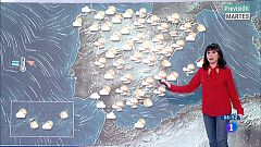 Hoy habrá nubes en el oeste peninsular y lluvias en Galicia, Asturias y Andalucía