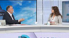 Los desayunos de TVE - Noelia Vera, portavoz de Podemos en el Congreso