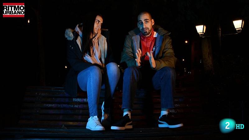 Ritmo Urbano - Looder y Minimi improvisan Beatbox a Dúo