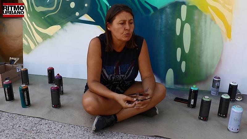 Ritmo Urbano - Entrevista a Musa, la mejor grafitera Wild Style del mundo