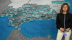 El tiempo en Andalucía  - 11/12/2018