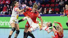 Balonmano - Campeonato de Europa Femenino: España - Rumanía
