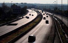 Los vehículos sin etiqueta medioambiental no podrán circular mañana por el centro de Madrid