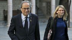 La Generalitat defiende la actuación de los Mossos y apela al Gobierno de Sánchez a evitar el 155