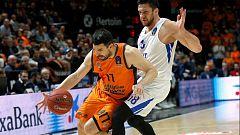 Baloncesto - Eurocup 9ª jornada: Valencia Basket - Zenit St. Petersburgo