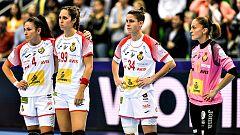 España cae derrotada frente a Rumanía (25-27)
