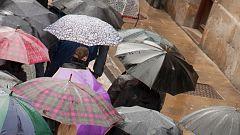 Descenso de las temperaturas diurnas salvo en el Mediterráneo