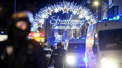 Eurodiputados quedan confinados durante algunas horas en el Parlamento Europeo tras el tiroteo en Estrasburgo