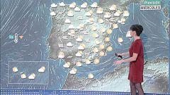 Un nuevo frente atlántico deja lluvias y descenso en las temperaturas