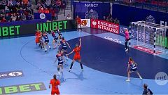 Balonmano - Campeonato de Europa Femenino: Holanda - Noruega