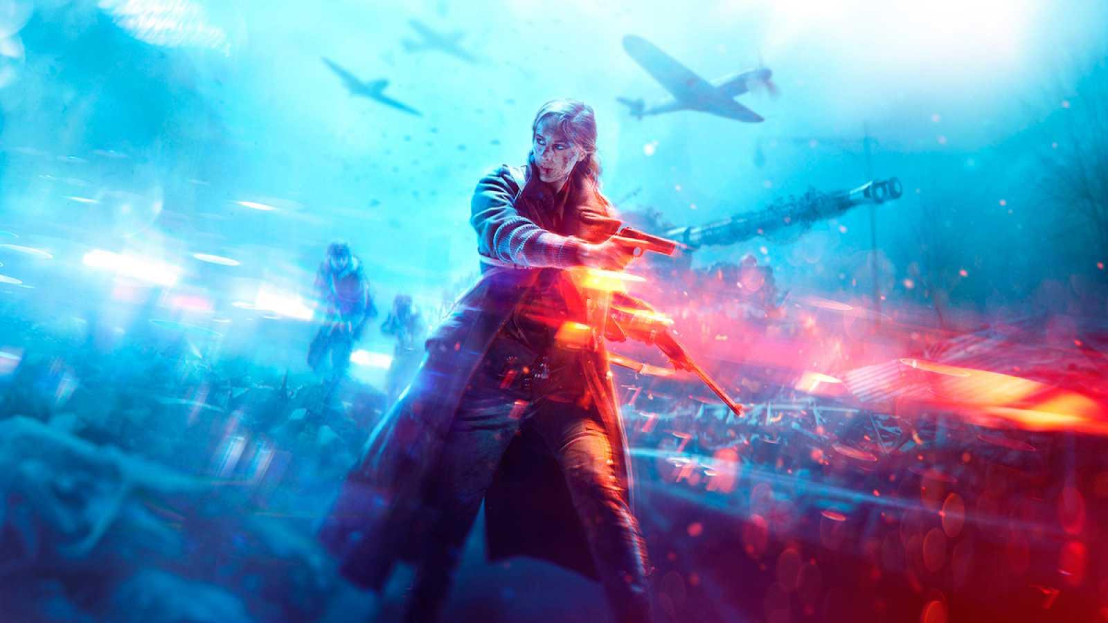 Tráiler de Battlefield V, el shooter ambientado en la Segunda Guerra Mundial