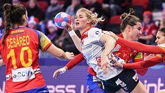 Balonmano - Campeonato de Europa Femenino: España - Noruega