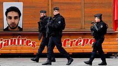 La Policía francesa pide ayuda ciudadana para localizar al tirador de Estrasburgo